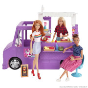 Mattel GMW07 Barbie Fresh N Fun Food Truck Spielset