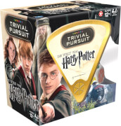 Winning Moves Trivial Pursuit Harry Potter