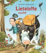 Lieselotte sucht (Mini-Broschur)